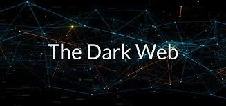 There's a Dark Web out there! Part 1